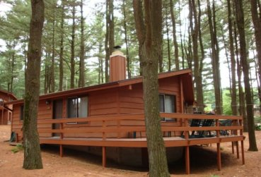 Large Cabin 14