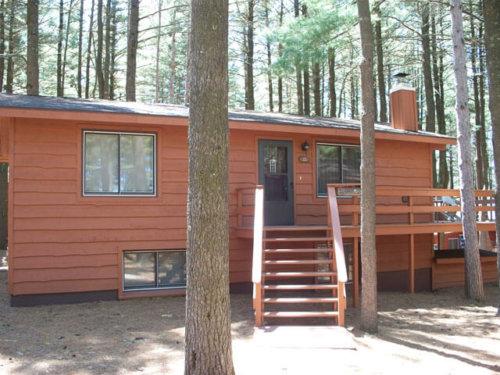 Large Cabin 21