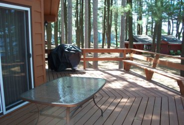 Large Cabin 23