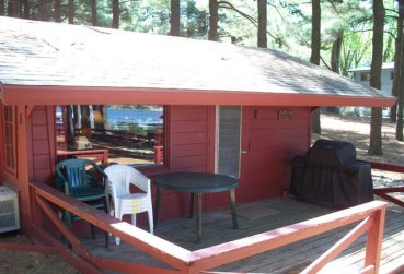 Red Cabin 8